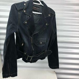 Yada Yada Jean jacket and jeans set size 7
